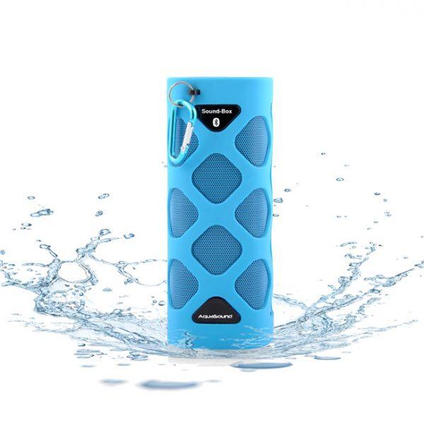 Set van 5st Bluetooth Sound-Box (Blauw)