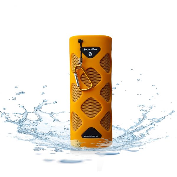 Bluetooth Sound-Box (Oranje